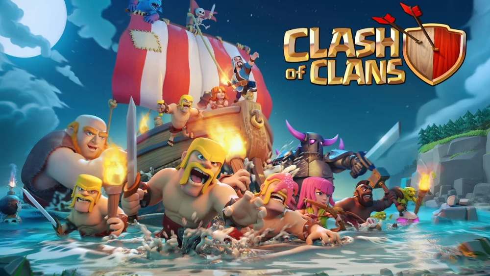 COC - Best anrdoid games