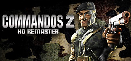 Commandos 2 Remastered