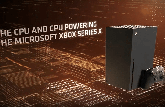 AMD Used Fake Images For The Xbox Series X In Their CES 2020 Presentation