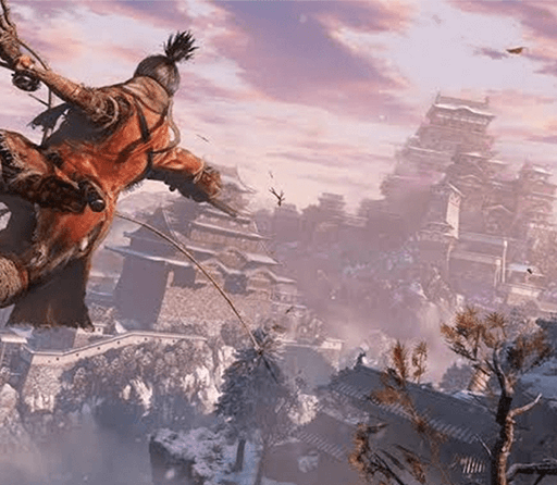 Games like Sekiro: Shadows Die Twice