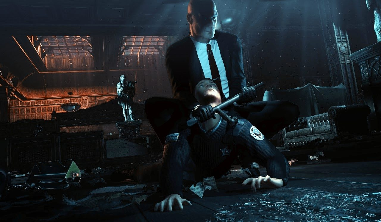 Hitman Absolution - Games for Low-End PC in 2020