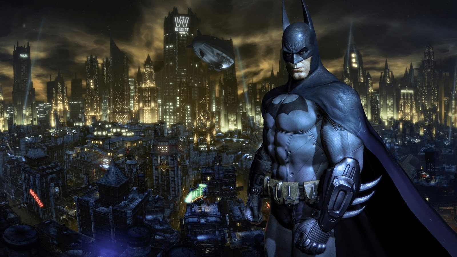 Batman Arkham City - Games for Low End PC in 2020