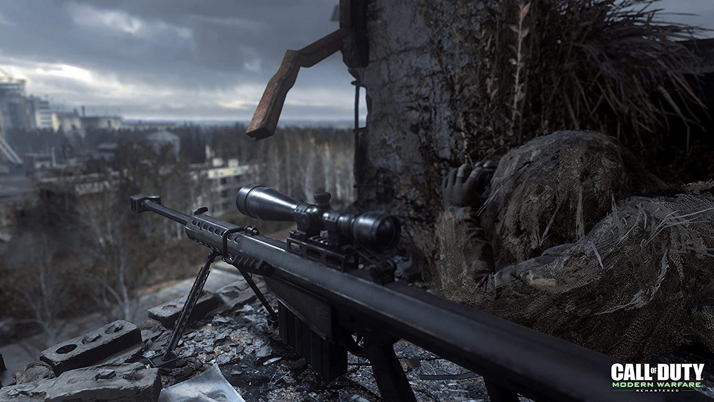 COD MW Sniper Mission