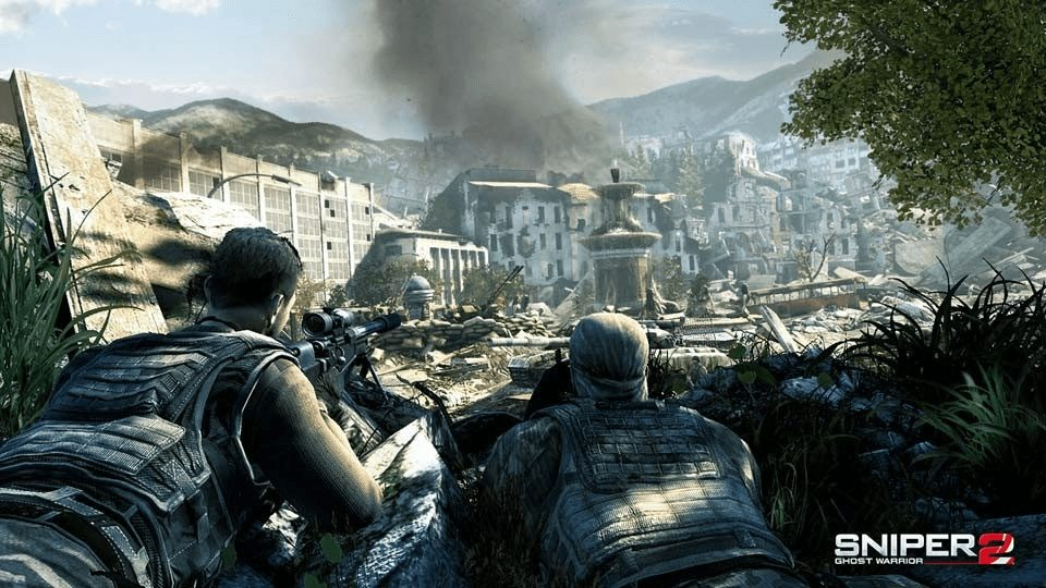 Sniper Ghost Warrior 2 - Games for Low End PC