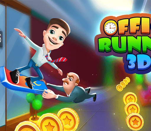 Office Runner Endless Runner Games:Best Free Infinite Running Games