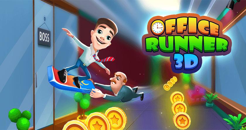Office Runner Endless Runner Games:Best Free Infinite Running Games